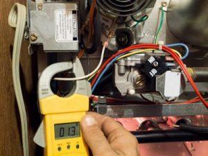 Air conditioning maintenance and repair