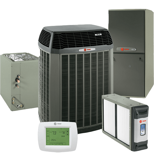 Trane Air Conditioning and Heating systems
